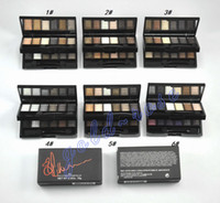 Wholesale HOT NEW Makeup Eyeshadow RIRI Color Eye Shadow Palette Color g free gift