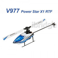 No Brand 3d rc helicopter - WL V966 V977 RC Helicopter G CH D RC Helicopter Power Star Flybarless RTF Single Blade RC Helicopter