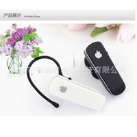Wholesale Apple IPHONE4S HTC ultra small stereo binaural Bluetooth headset headphone Bluetooth headset trailer