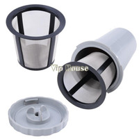 Wholesale Top Qoality New Replacement Part For KEURIG My K Cup Reusable Coffee Filter Set Drop SV002607
