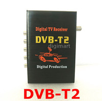 TV-Tuners   GPS DVB-T2 Digital TV Receiver DVB-T Car TV Tuners Support HDMI Output and USB Host