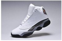 tennis shoes - Mens Basketball Shoes Populor Model Air Retro XIII Oreo Men s Basketball Sport Footwear Sneaker Trainers Shoes Boys Sports Shoes Tennis