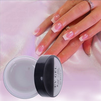 Wholesale 2014 New g High Quality Clear Color Soak off Nail Art UV Builder Gel