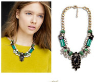 Chokers chunky necklaces - 2014 Necklace Fashion Luxury Statement Necklace Exaggerate Golden Chunky Chain For Women