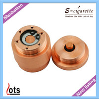 Wholesale 2014 hottest copper mod in US copper Manhattan mod with battery