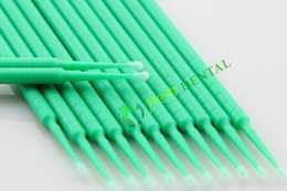Wholesale Dental Disposable Micro APPLICATOR Brush One off Micro Brushes Applicator