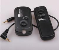 For Canon kakacola  Pixel RW-221 Wireless Shutter Remote For CANON T5i T4i T3i G16 G15 G1X 60D 70D from kakacola