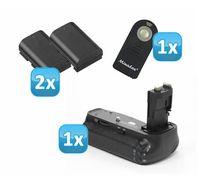 Wholesale Pixel Vertax Batteriegriff für Canon EOS D wie BG E13 x Akku wie LP E6 IR from kakacola