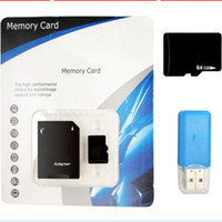 Wholesale free gift GB Micro SD Card Class No Name Brand TF Memory Card C10 SD Card With SD Adapter Blister Retail Package Day Dispatch