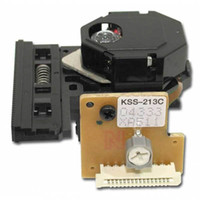 Wholesale KSS C KSS213C Blue lens Optical Pickup Laser lens Can replace KSS213CL CD VCD player laser head