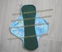 Feminine Hygiene Yes happy bum Mama's Cloth Menstrual Pads Liner,Sanitary Napkin,Sanitary Pads cotton 30CM