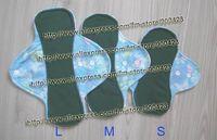 Feminine Hygiene Yes happy bum Mama's Cloth Menstrual Pads Liner,Sanitary Napkin,Sanitary Pads cotton 20CM