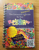 Cheap Rainbow Loom The Loomatic's Interactive Guide To The Rainbow Loom 50 Designs With Step By Step Instructions 300pcs