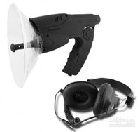 Wholesale LJP802 Meters Sound Distance Quality Headphone Bionic Ear Bird Watching Instrument Binoculars