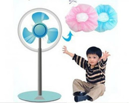 Wholesale 10 Fan cover safety cover infant electric fan protection cover