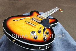 Wholesale Best Price BB King Lucille Electric Sunburst VOS Guitar Electric Guitar