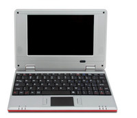 Wholesale New Cheap Mini Android laptop VIA8880 Dual Core CPU Android Wifi Netbook Notebook Laptop MB GB HDMI Webcam
