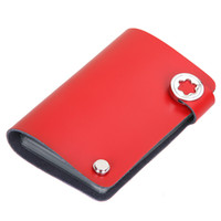 Wholesale MN Korea fashion GENUINE LEAHTER credit name card holder promotion gifts Christmas gifts TW0482