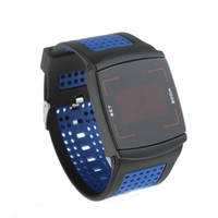 Wholesale Inch Touch Screen Fashion Power Saving LED Watches Shut Down Within Three Seconds Watches All Store Discount