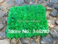 Wholesale artificial turf artificial grass for garden decoration