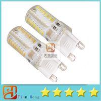 100x G9 5W AC220- 240V 64led 3014 SMD LED Lamp Home lighting ...