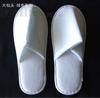 Wholesale hotel SLIPPERS Salon Spa DISPOSABLE SLIPPERS