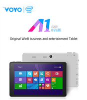 winpad - Voyo WinPad A1 Mini Voyo A1 WIFI GB Add Keyborad Quad Core Intel Core Inch Bluetooth x800 Win8 Ttablet Silver Blue Yellow