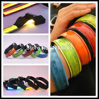 009 armlets - LED armbands armlets