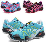 Wholesale Hot Selling Women s Running shoes Salomon Speedcross CS Clima Sport Running Shoes Lady Sneakers EUR36 Colors