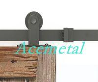 Wholesale 6 FT cast iron sliding closet door hardware