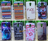 For Apple iPhone Plastic note 3 cool series For Samsung note 3 PC plastic phone case hard back mobile case for iphone 5S 4S customized pattern supported free shipping