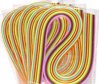 Wholesale set color DIY hand art paper cut out scrapbooking craft paper rolling cm