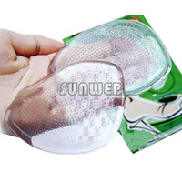 Cheap Soles shoe insole pads Best Solid Silicone shoe pad