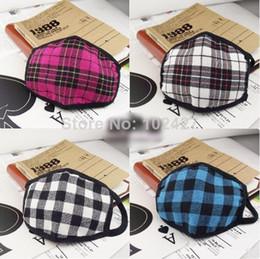 Wholesale Hot Sale Wholesaler Winter Cotton Warm Sport Masks Dust Haze Respirators Flu Virus Stripe Mask