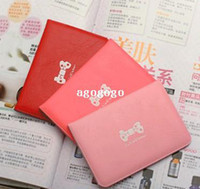 Wholesale 2013 fashion handbag card holder clip bank card bag card book card case