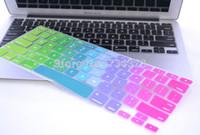Cheap Waterproof mac pro keyboard cover Best Silicone 111 macbook keyboard cover