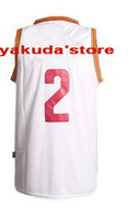 Wholesale Basketball Uniforms Basketball Jerseys Basketball Shorts Short Sleeves Jerseys Kyrie Irving New White Basketball Jersey Order