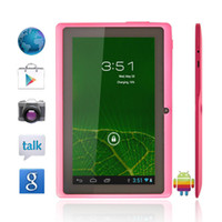 Dual Core android tablet capacitive - inch Dual core GHz Allwinner A23 Android android tablet Capacitive Dual Camera Bluetooth USB OTG