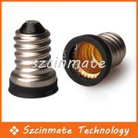 Cheap Plastic lamp base Best E14  lamp socket