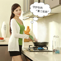 Stainless Steel cooking oil - Hot sale Oil splash guard Gloves Spatula set Mitts cooking oil splash cover Kitchen essential