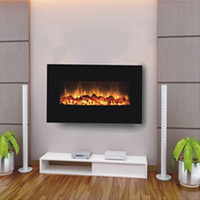 Wholesale modern electric fireplace