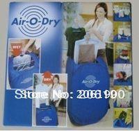 Wholesale 10pcs High quality multi function portable clothes Air O Dry AIR O DRY PORTABLE CLOTHES DRYER