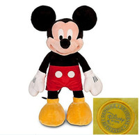 Wholesale original Mickey Mouse toy Mickey plush toy stuffed animals Minnie mouse boyfriend Mickey toys for children