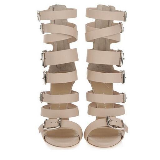 Марка модные женские туфли на высоком каблуке дизайнерские туфли на высоком кабл фото