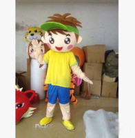 People best boy costumes - best selling cartoon doll for the little boy Mascot Costumes different holiday party
