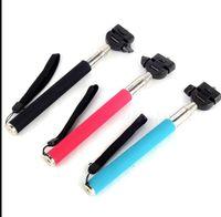 Wholesale Extendable Handheld Monopod Pole Grip holder Handle Rod For Gopro Hero HYDG