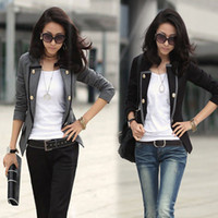 Cheap Grey Blazer Women Fashion   Discount Women S Parka Fashion