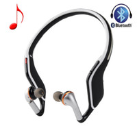 Built-inBluetooth 4.0 Bluetooth Headset  Wireless NFC Bluetooth 4.0 APT-X Voice Control Stereo Earphones Headset Headphones with HandsFree Calling for iPhone Samsung ect