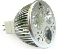 Wholesale led spot light W X3W GU10 E27 MR V Downlight Lamp Bulb Warm Cool White