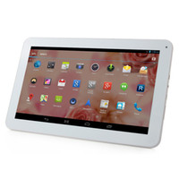 Wholesale 10 inch G Tablet PC Quad Core Phone Call GPS TV GB GB Bluetooth Dual Core Dual SIM Slot Dual Cam MP DHL LYXS